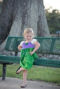 Image of Ariel Inspired Princess Dress