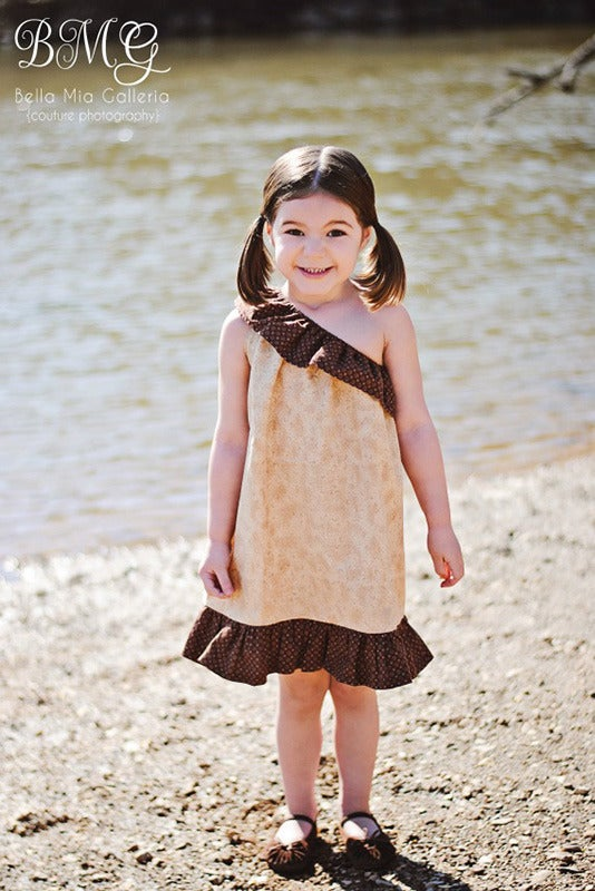 Image of Pocahontas Inspired Princess Dress
