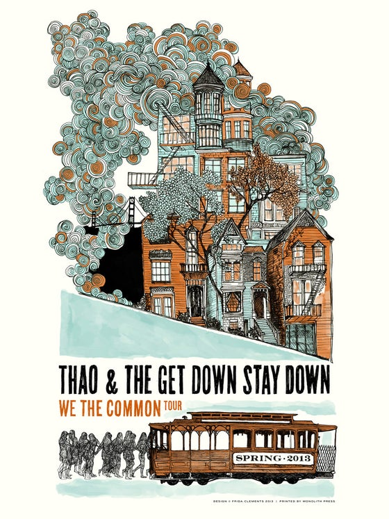 Image of Thao & The Get Down Stay Down
