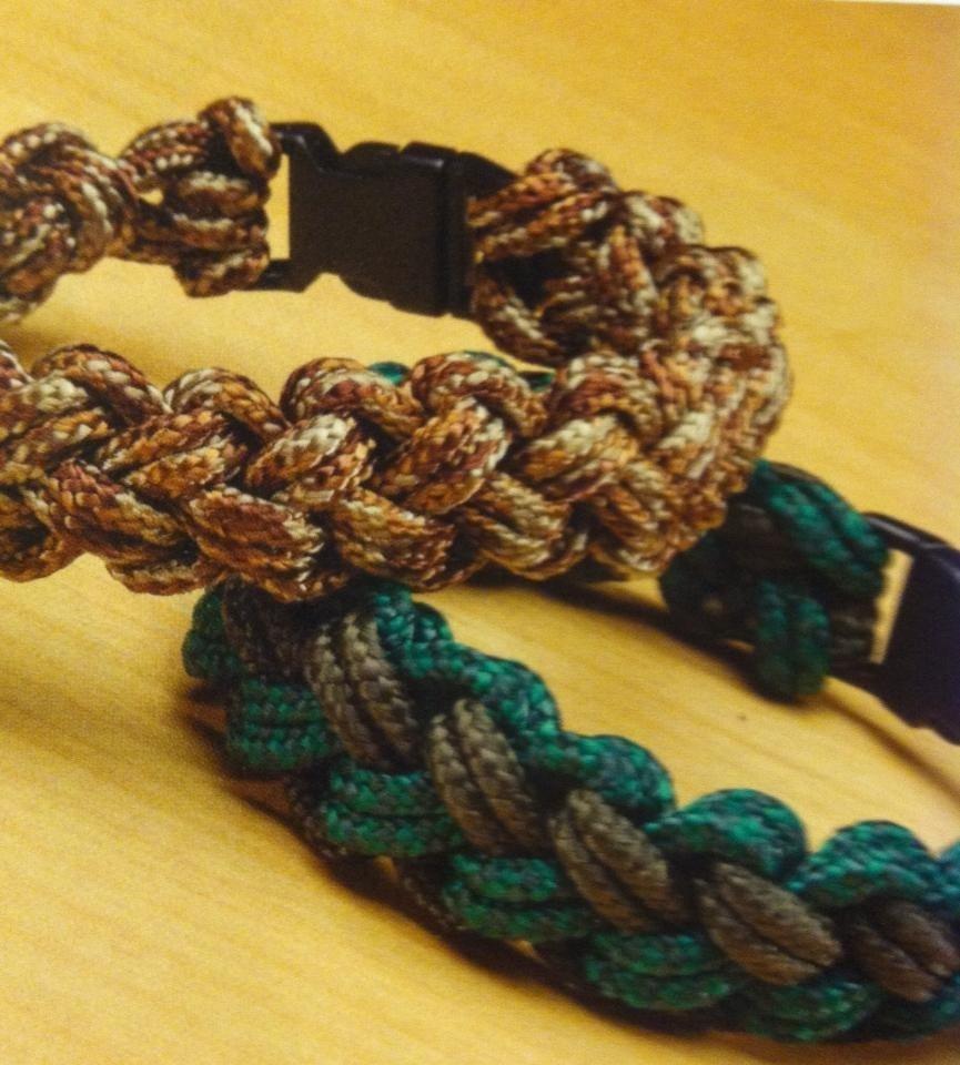 Image of Loopy Loop Paracord Bracelet