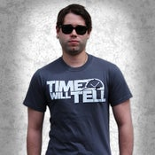 Image of TWT Unisex Tee (Charcoal Gray)