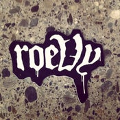 Image of Stickers roeVy Logo
