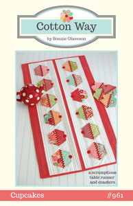 Image of Cupcakes PDF Pattern #961
