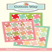 Image of Baby Love Paper Pattern #963