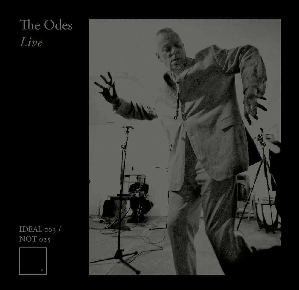 Image of The Odes - Live (C45)