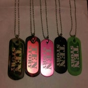 Image of Ten Story Dogtags
