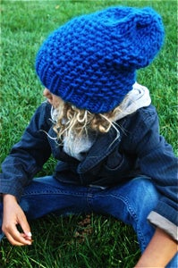 "Image of Bonnet ""Irie"", alpaga & laine"