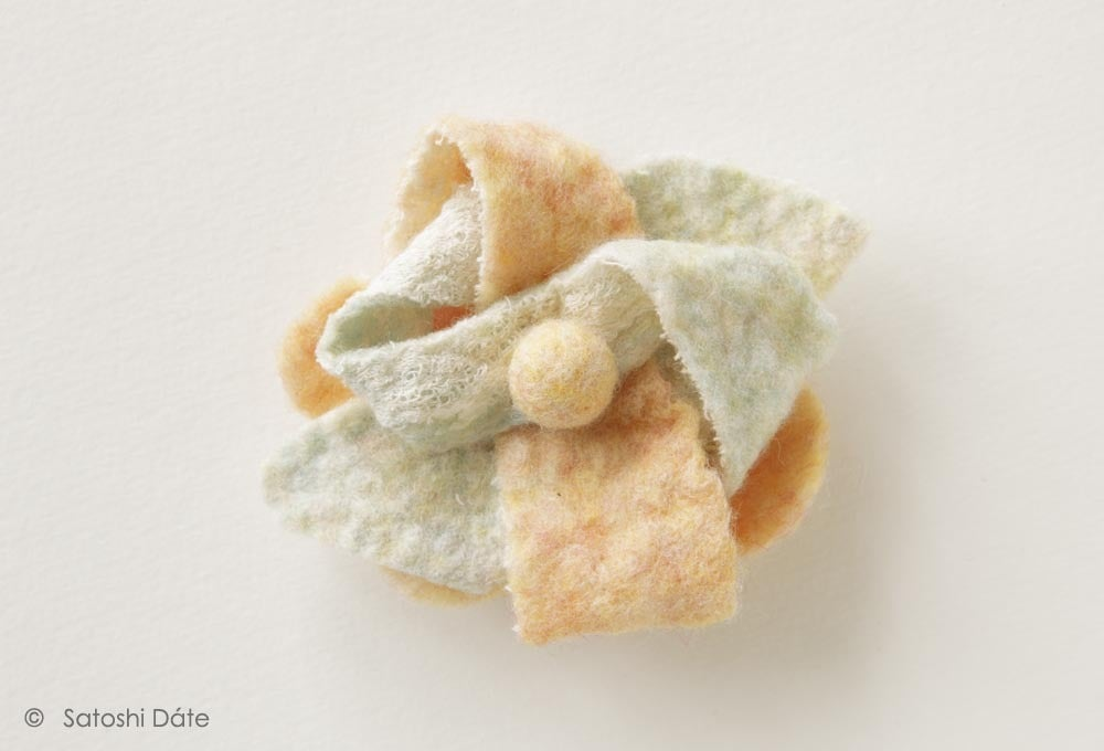 Image of fae:non- Handmade Felt Ornament