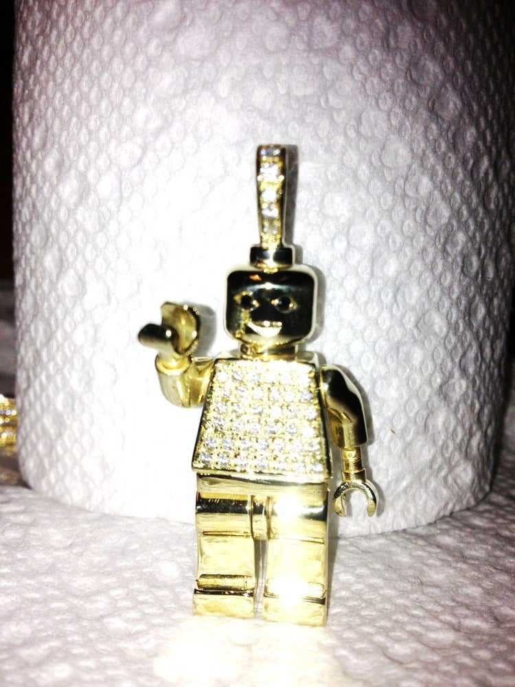 Image of Lego Man