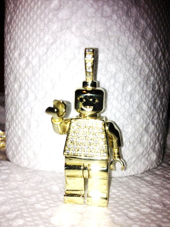 Image of Lego Man