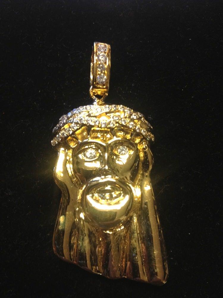 Image of Mini Jesus Head (Semi-Set)
