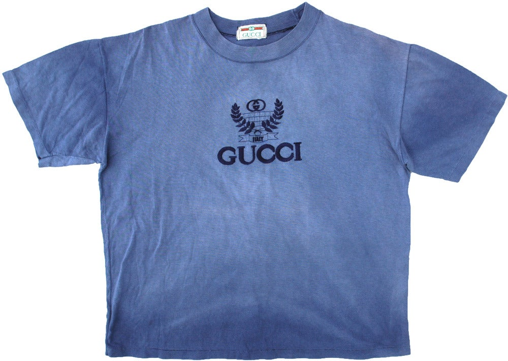 Image of Vintage Gucci T Shirt Size X-Small/Small