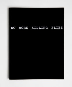 "Image of Vaz ""No More Killing Flies"" Photo Book + Live Download"