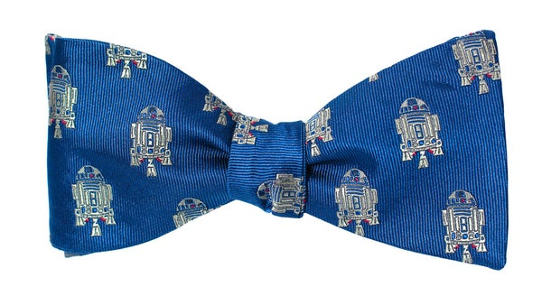 Image of Robots V 2.0 Bow Tie