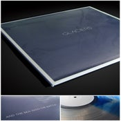 "Image of GLACIERS ""AND THE SEA WON THE BATTLE"" 12"" LP REMASTERED/LIMITED COLORED VINYL"