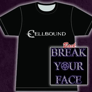Image of Break Your Face T-shirt