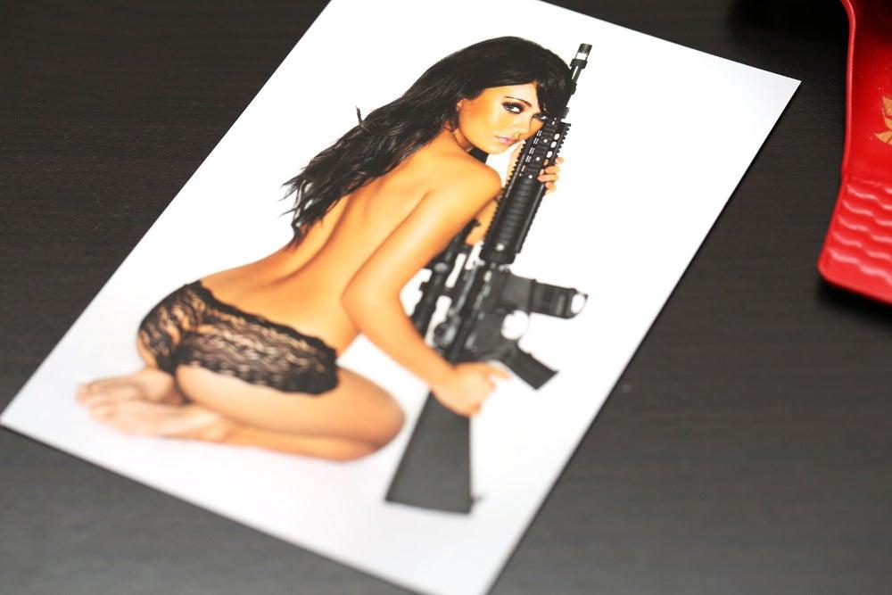 Image of Alexa Johnson 4x6 Print