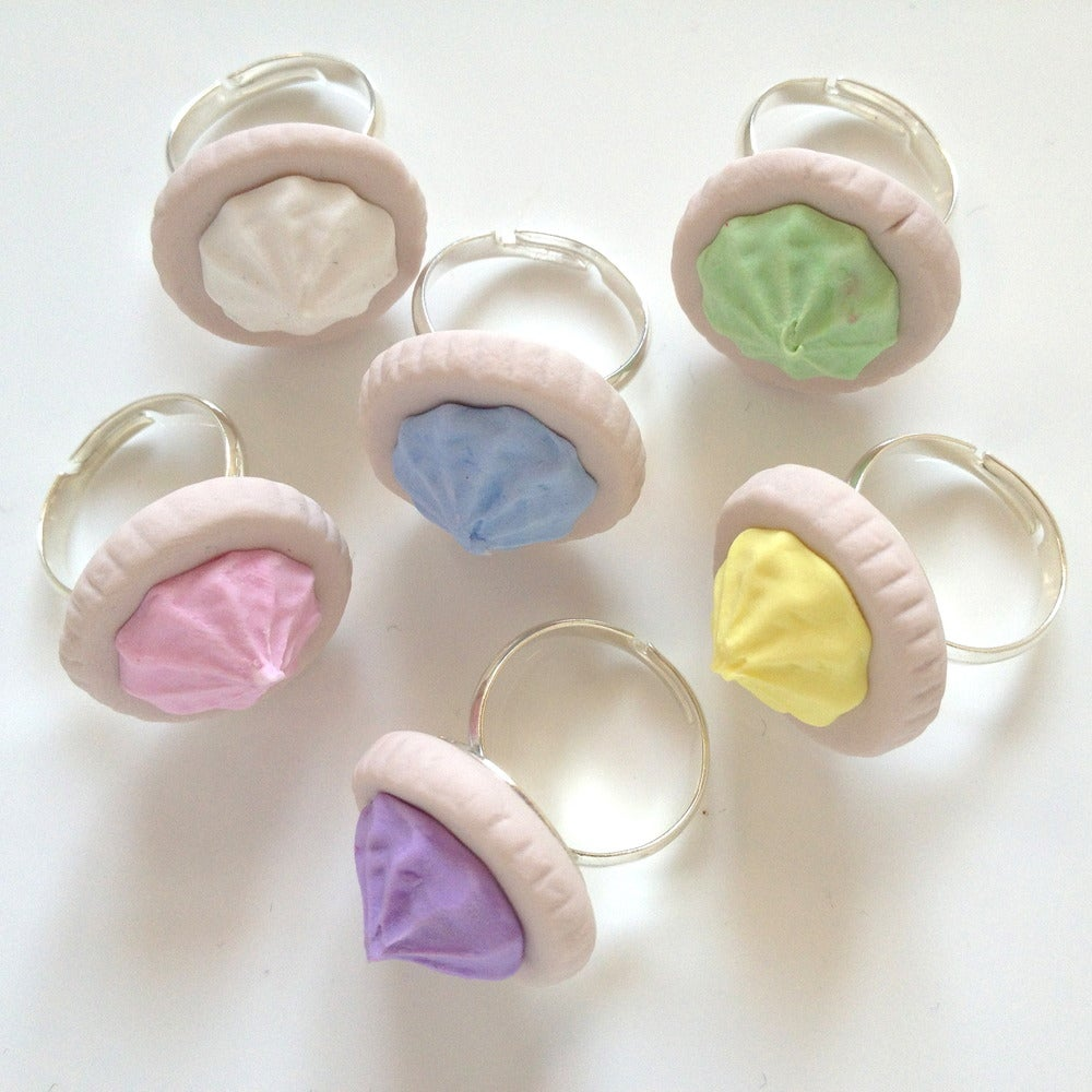 Image of Iced Gem Ring