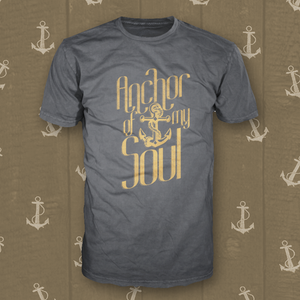 Image of Anchor of My Soul - Grey