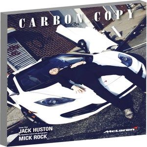 Image of Carbon Copy #17 - Jack Huston Cover (Print)
