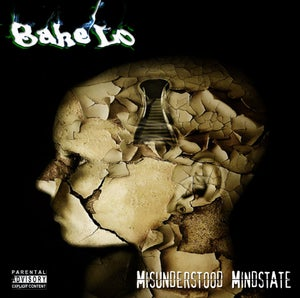 Image of Bake Lo- Misunderstood Mindstate CD