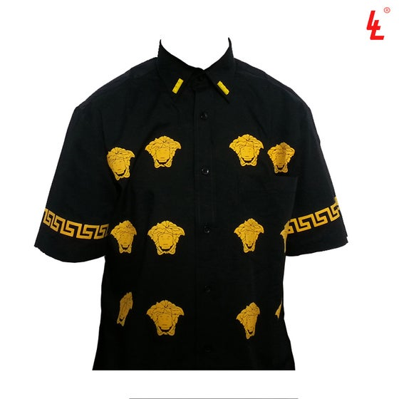 Image of LEGGO MEDUSA COLLAR-SHIRT
