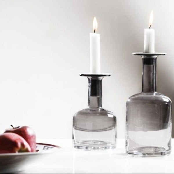 Image of Pava Bottle (Candle Holder & Vase)