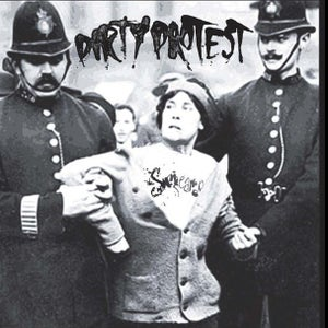 Image of Dirty protest album cd