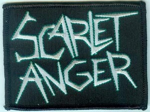 Image of Patch - Scarlet Anger