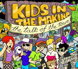 "Image of ""The Talk Of The Town"" EP"