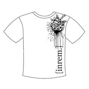 Image of [inrem.] Guys Rose T-Shirt
