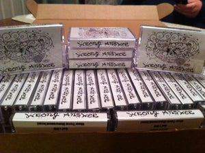 Image of Wrong Answer 2013 Cassette