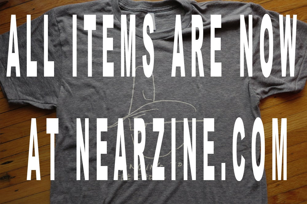 Image of ALL ITEMS ARE AT NEARzine.com