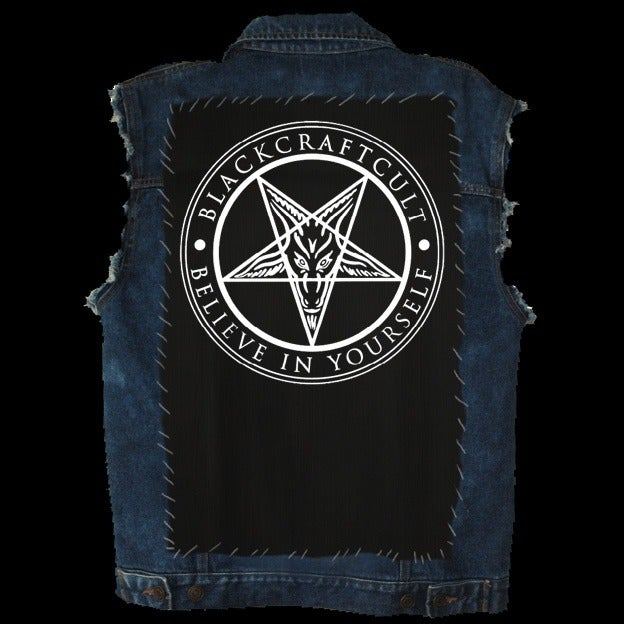 Image of Believe In Yourself - Back Patch