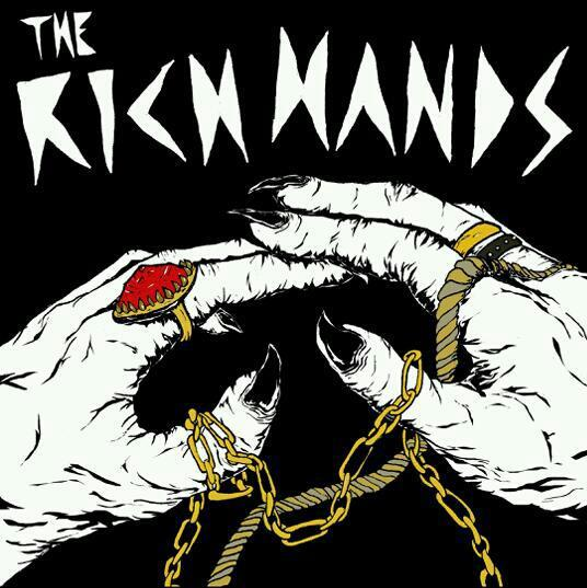 "Image of FTN-006 - The Rich Hands - ""Bad Girl b/w La Luna"""