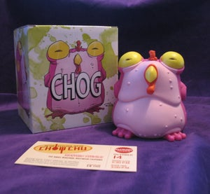 Image of Pink Chog - SOLD OUT