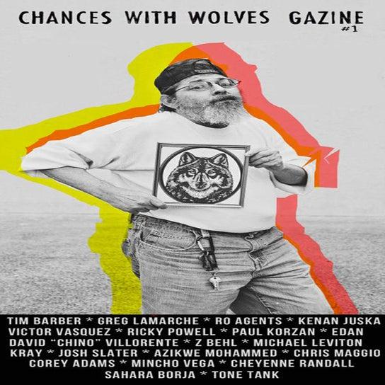 Image of CWW GAZINE ISSUE 1