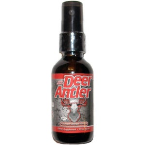 Image of Deer Antler Velvet Extract Spray (2 bottles)