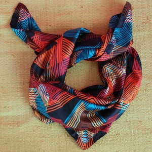 Image of FOULARD K / orange