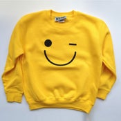Image of Wink Sweatshirt - Kids