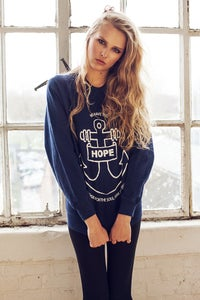 Image of Hope Anchor Sweater