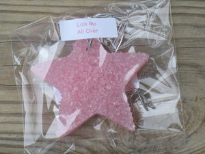 Image of Star Shape Car Freshener - Select Scent