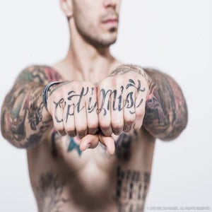 "Image of Alex Minsky - ""Optimist"""