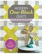 Image of Modern One-Block Quilts