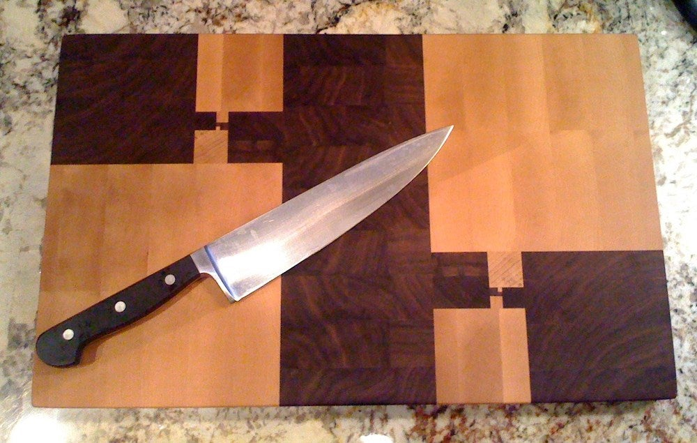 Image of Double Fibonacci Cutting Board