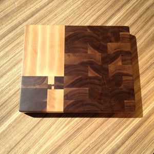 Image of Fibonacci Cutting Board