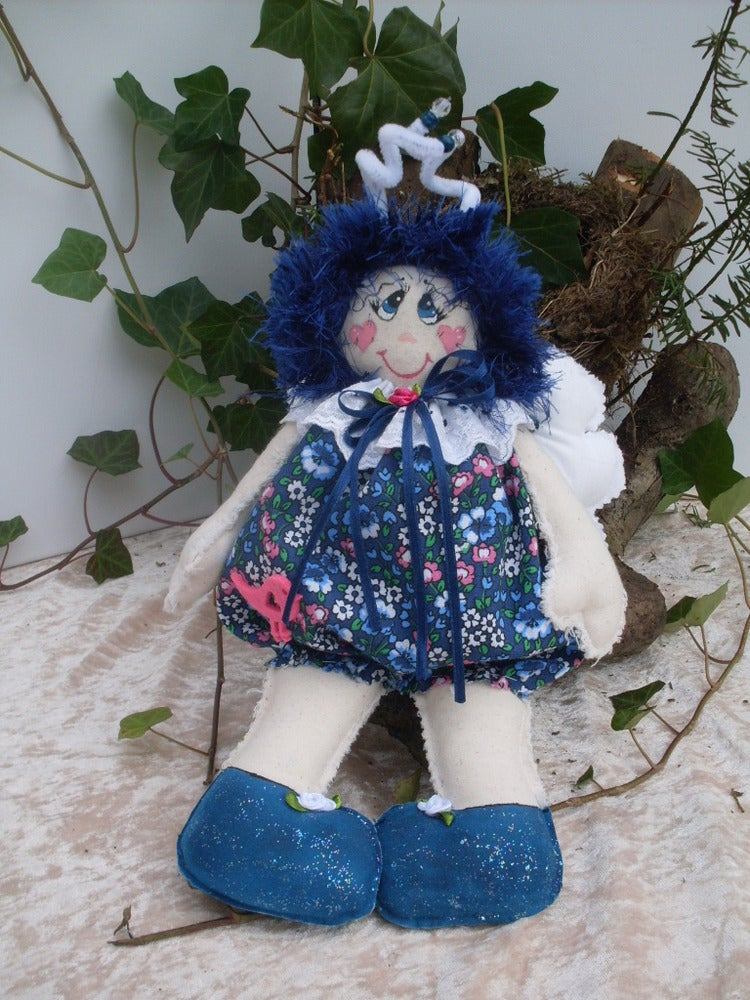 Image of Country  Style Doll Butterfly