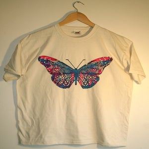 Image of Butterfly PINK & BLUE