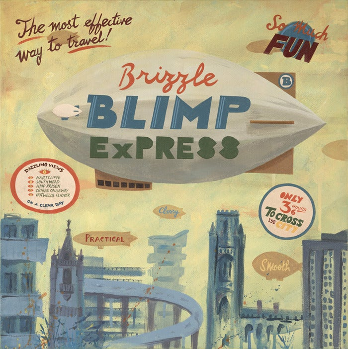 Image of Brizzle Blimp Express
