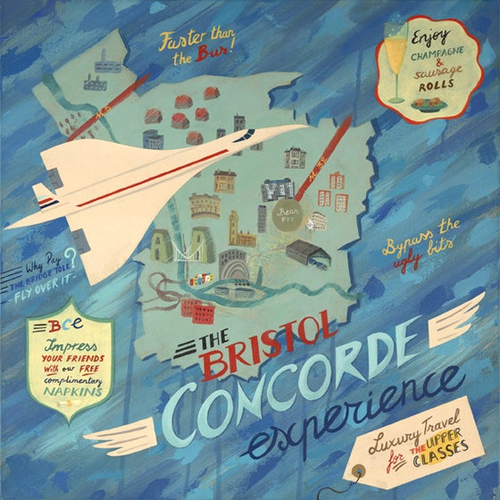 Image of The Bristol Concorde Experience